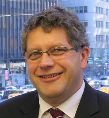 Professor Bart Van Ark
