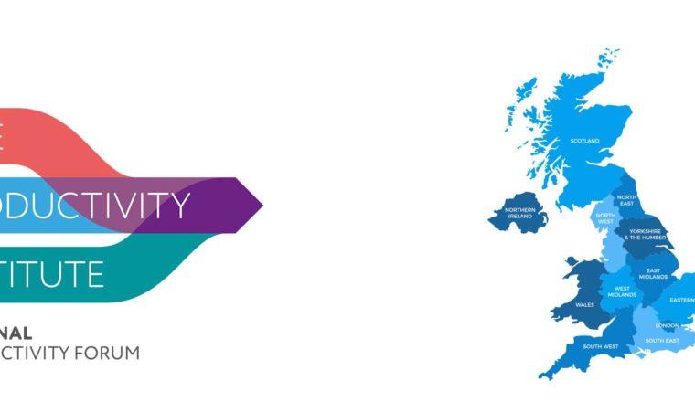 RPF logo and map of UK