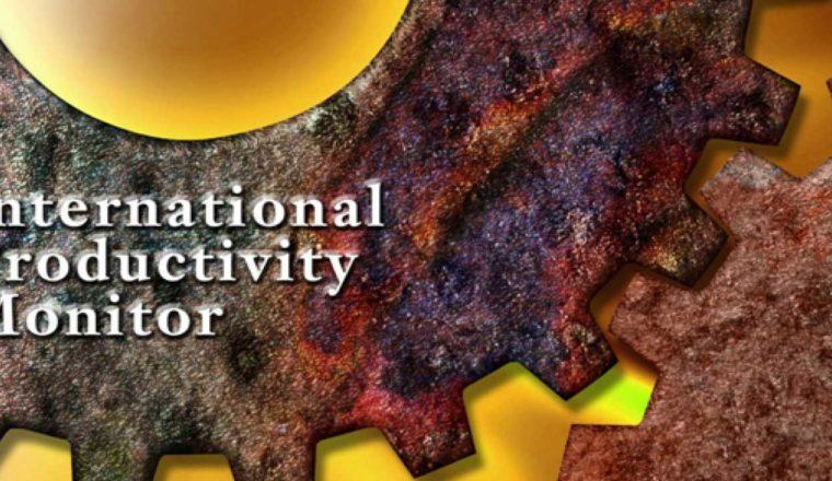 International Productivity Monitor