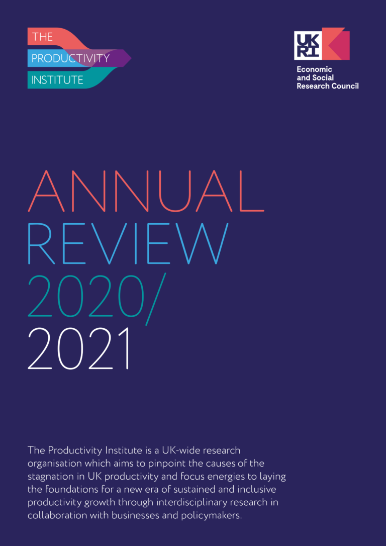 Cover of the 2021-22 Annual Review